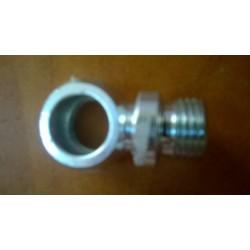 Łącznik oczkowy węża hydraulicznego Zetor 972426