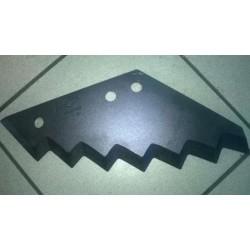 Oryginalny mały nóż paszowozu KUHN