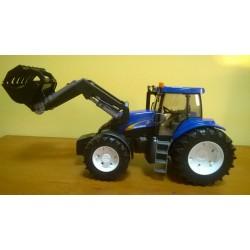 Zabawka Ciągnik New Holland T8040 z ładowaczem U03021