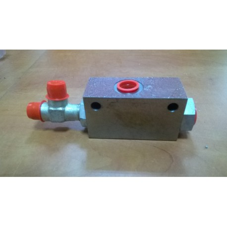 Zamek hydrauliczny Z60L Sipma 5276.120.560